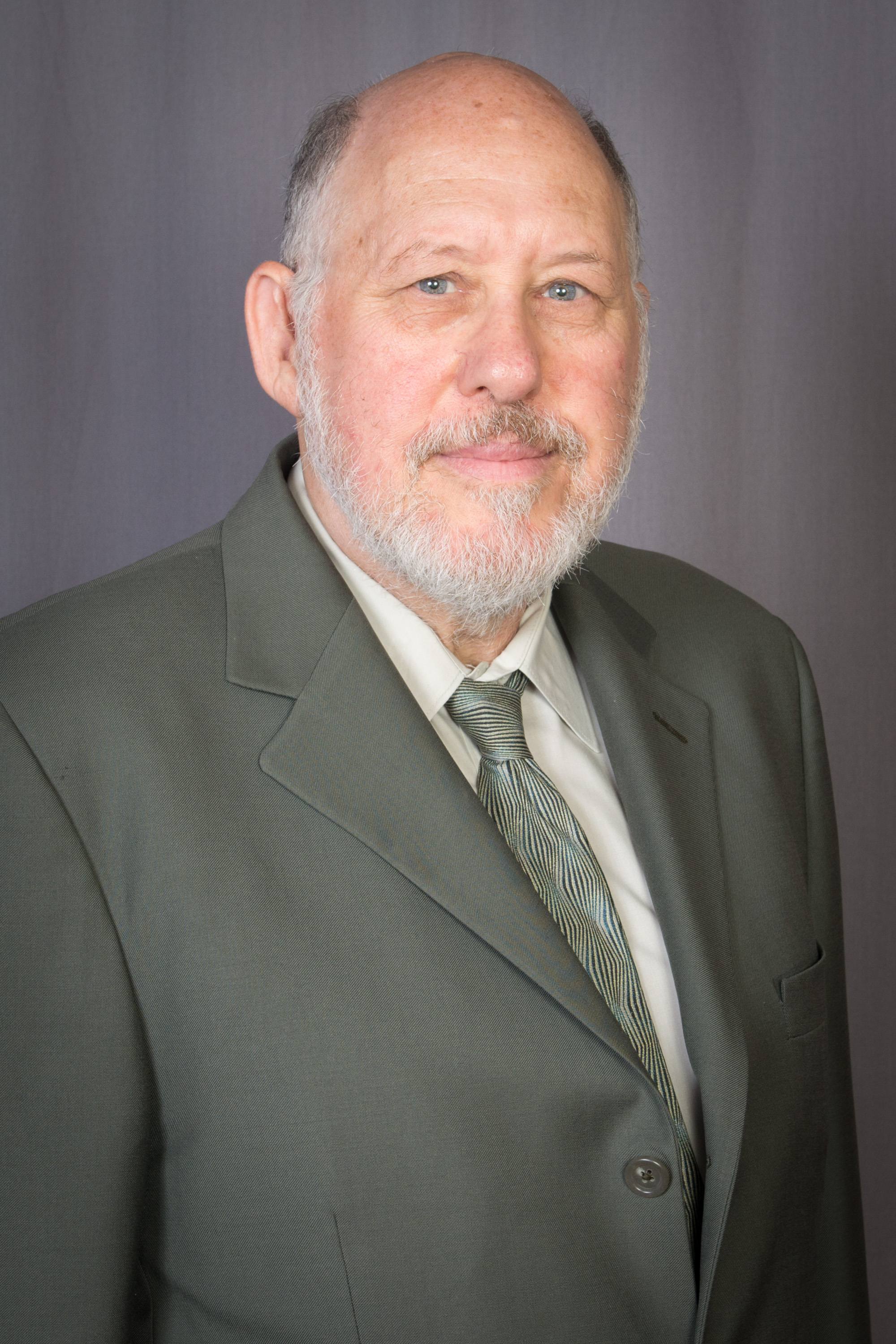 headshot of Dr. Landsberger