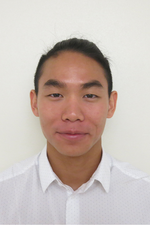 headshot photo of Hughie Quan