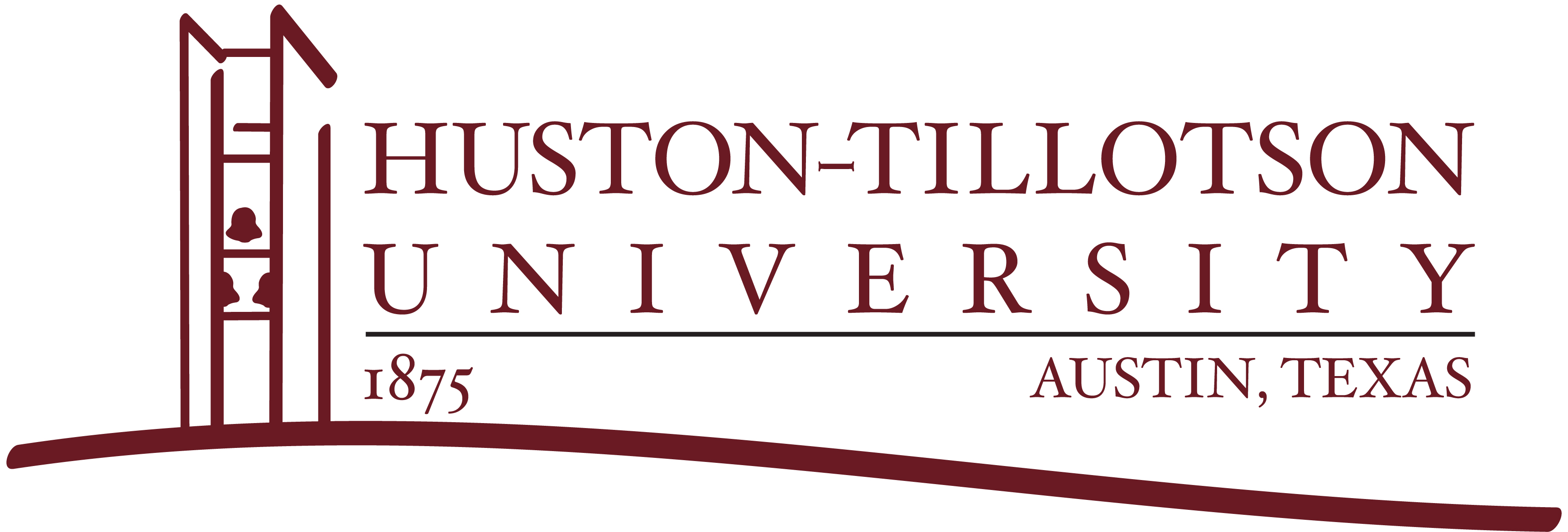 logo for Huston-Tillotson University
